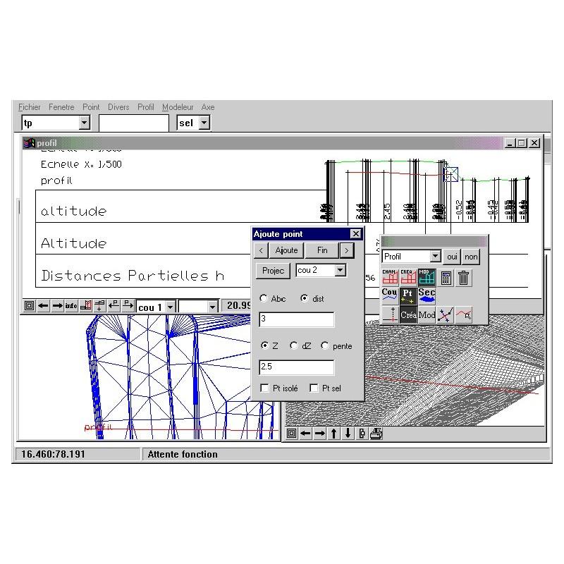 Module Profil pour Decatop