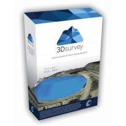 Logiciel Photgrammétrie 3Dsurvey