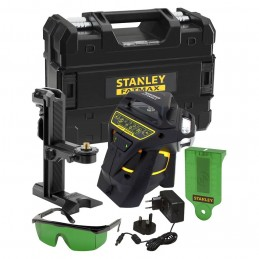 Laser Multiligne vert X3G STANLEY