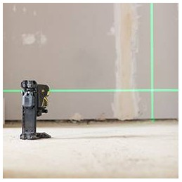 Laser Fatmax croix 5 points SCP5 vert