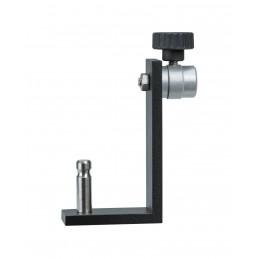 Support en L pour prismes 360° Leica