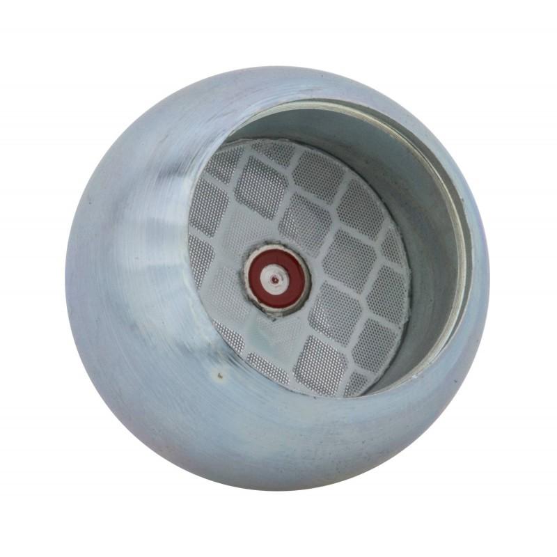 Réflecteur avec sphère inox Ø 30 mm