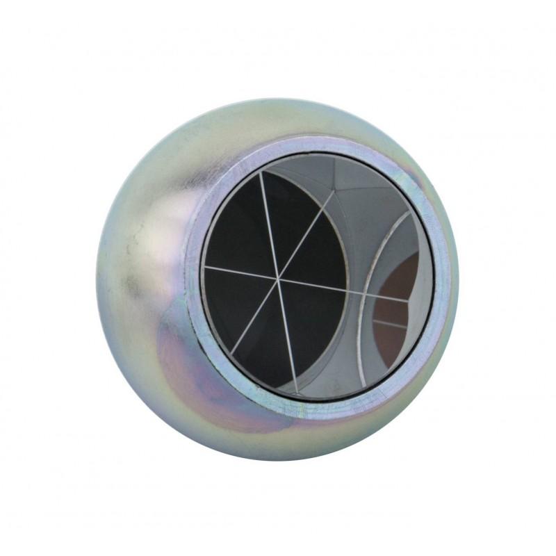 """Prisme sphérique acier galvanisé Ø 1,5"""" (38,1 mm)30 mm"""