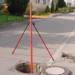 Canne Vektor pour canalisations/égouts