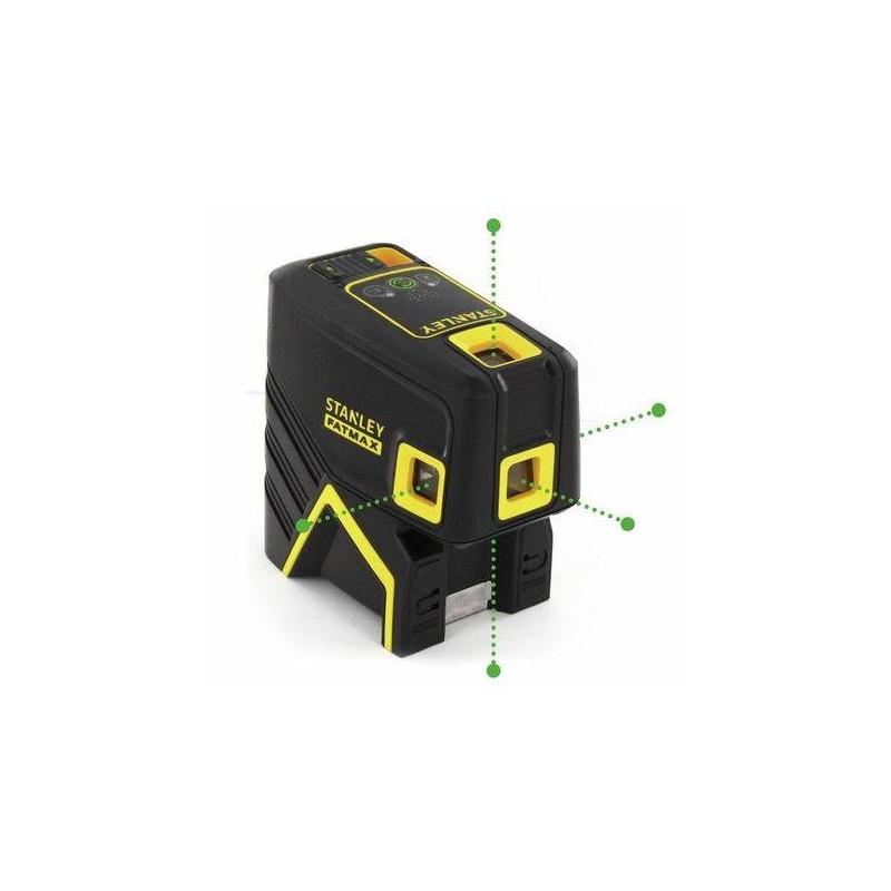 Laser Stanley Fatmax 5 points SP5