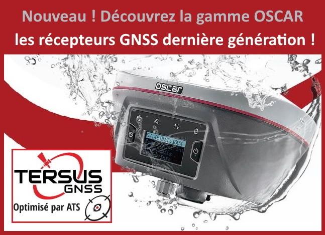 Oscar Récepteurs GNSS dernière génération